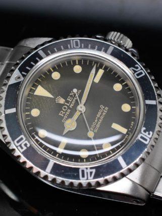 VVW_Rolex Submariner_5513 Gilt-01